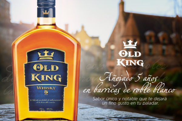 OLD KING LICORAM