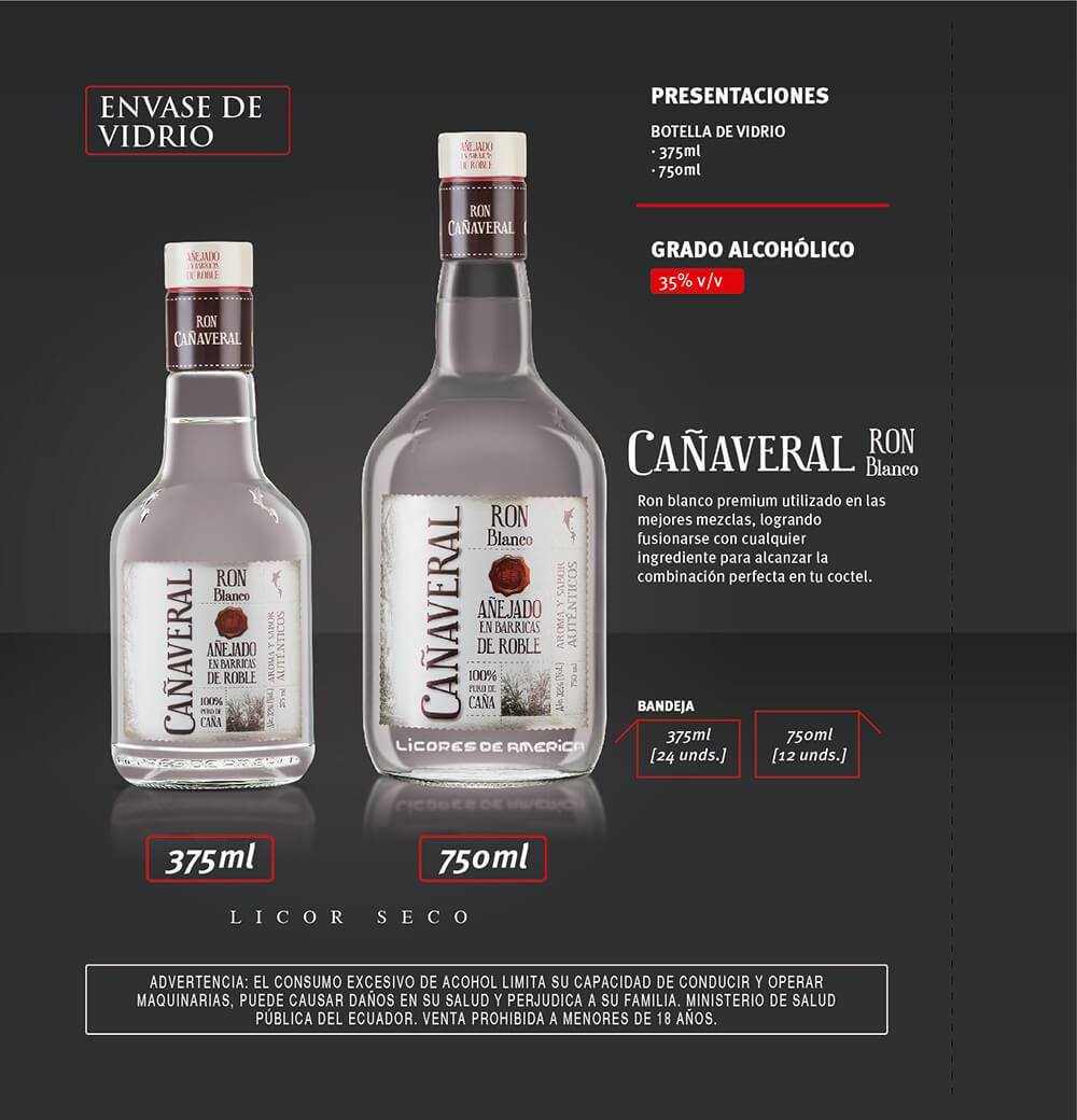 licoram-ron-blanco-cañaveral-platino-a